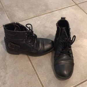 Sonoma Boys Boots with Side zip up